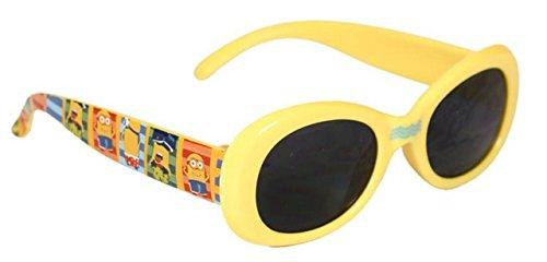 Occhiali da sole Minions per bambini Giallo cod: 2500000492