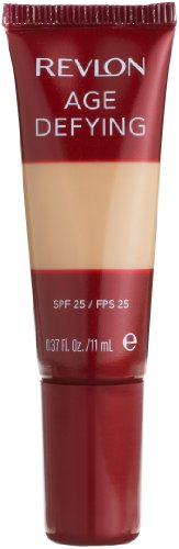 Revlon Age Defying Moisturizing Concealer, Medium, 0.37-Fluid Ounces