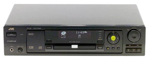 Jvc Xv-501Bk Dvd Player