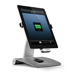 mophie Powerstand Dual-Axis Docking and Power Charger for iPad