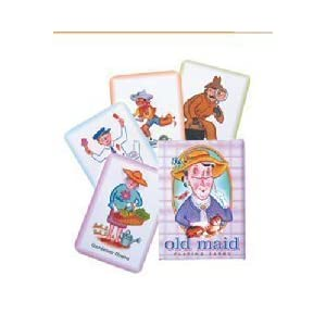 Click to read our review of Old Maid Playing Cards!