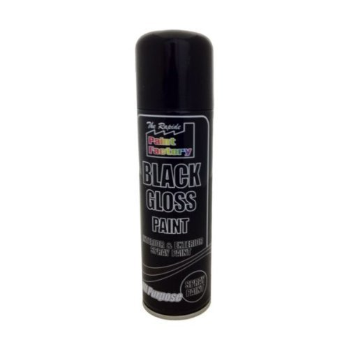 250-ml-all-purpose-spray-paint-black-gloss-paint-spray-can-ideal-for-interior-exterior
