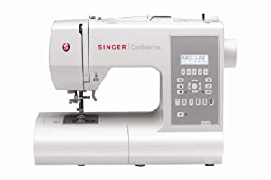 Singer 7470 Confidence 225-stitch Computerized Sewing Machine by Singer Sewing Co.