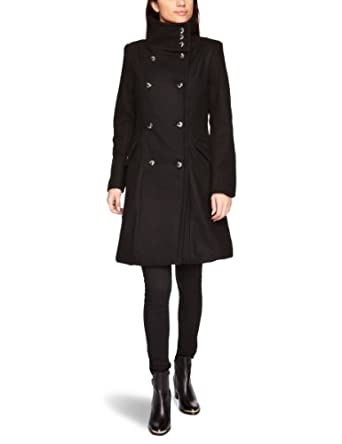 Firetrap Enrich Solid Women's Coat Black Small