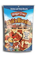 Waggin Train Chik'n Biscuits Dog Treats - 40oz.