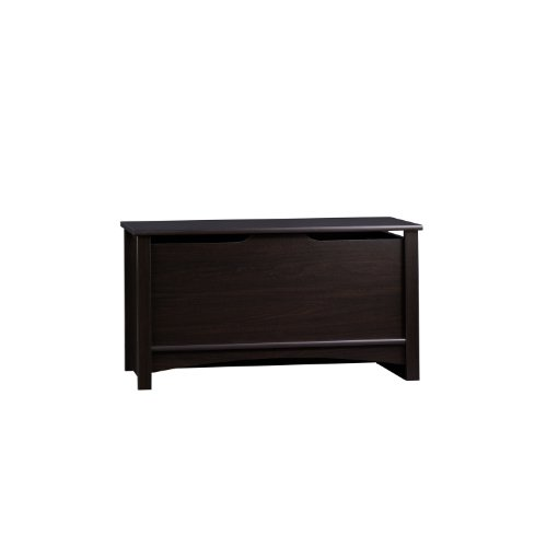 Sauder Shoal Creek Storage Chest, Jamocha Wood Finish (Chest Wood compare prices)