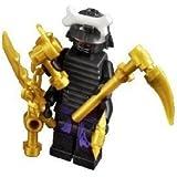 LEGO® Ninjago - Lord Garmadon Minifigure - with 4 Weapons
