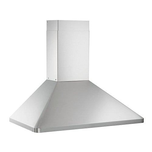 Contemporary Range Hood front-30574