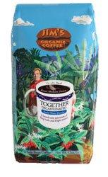 Jim's Together Organic Decaf Coffee, 5-Pound