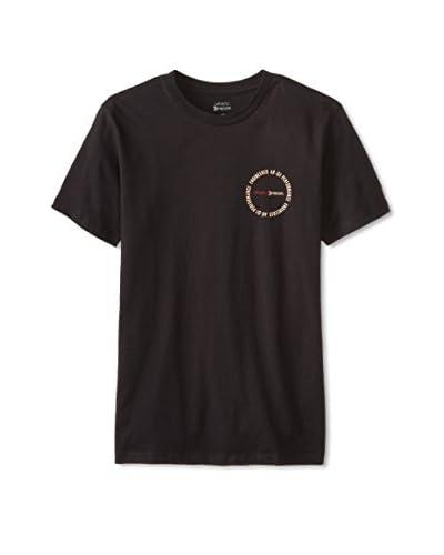 athletic recon Men's Destroyer Wheel Short Sleeve Shirt