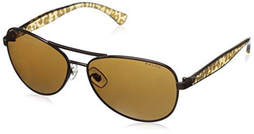 Ralph Lauren MOD. 4108 SUN  -   Occhiali da sole da donna mujer, colore marrone