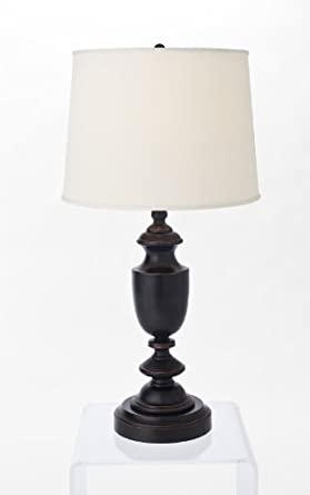 Baluster Battery Operated Cordless Table Lamp Cordless