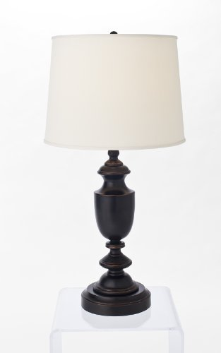 Baluster Battery Operated Cordless Table Lamp (Battery Operated Lamps With Shade compare prices)