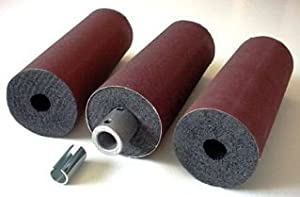 Flex Drum Sander Sleeves (only) by Weber - Your choice of grits: 80,120, or 220