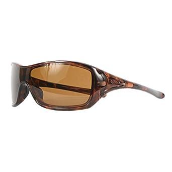 Oakley - Womens Ideal Sunglasses in Tortoise / Bronze Polarized