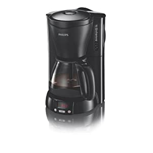 philips hd 7567 20 cafeti re 15 tasses 1 2 l programmable 1000. Black Bedroom Furniture Sets. Home Design Ideas