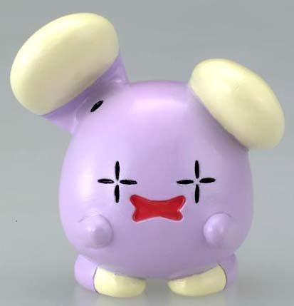 Pokemon Whismur Mini Figure 293 - 1
