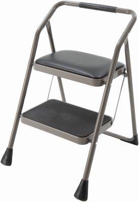 tv 2 step pad step stool hardware tools ladders scaffolding stools