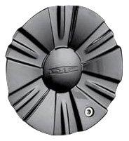 Mr. Lugnut C10D3601B Black Plastic Center Cap for D36 5-150 Wheels (Mr. Lugnut)