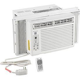 Frigidaire 5,000 BTU 115V Window-Mounted Mini-Epigrammatic Air Conditioner with Full-Function Remote Control