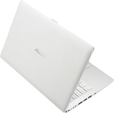 Asus X200LA-KX034D 11.6-inch Laptop (Core i3-4010U/4GB/500GB/DOS/Intel/without Laptop Bag), White