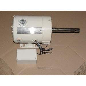 Lincoln Sd2S1.5Tjp61/Lm04926 1-1/2Hp Single Shaft Electric Motor 230/460 Volt 3420 Rpm