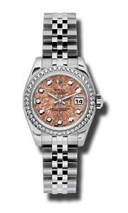 Rolex Dayjust Steel 46 Diamond Bezel - Jublilee Bracelet