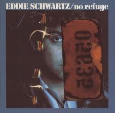 Eddie Schwartz ~ No Refuge LP Vinyl Record