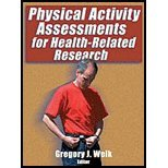 img - for Physical Activity Assessments for Health-Related Research by Welk, Gregory [Human Kinetics,2002] [Hardcover] book / textbook / text book