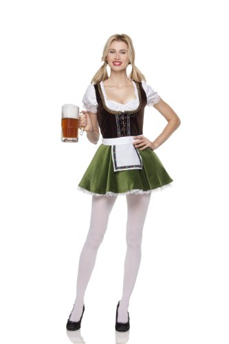 Mystery House Costumes Bavarian Girl