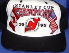 Stanley Cup Championship 1995 (NJ Devils) Cap