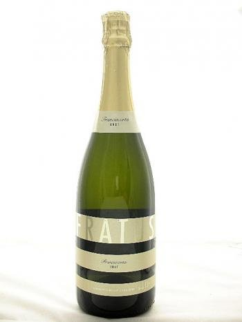フラタス フランチャコルタ ブリュット【FRATUS Franciacorta Brut】【イタリア・ロンバルディア産・スパークリングワイン・辛口・750ml】