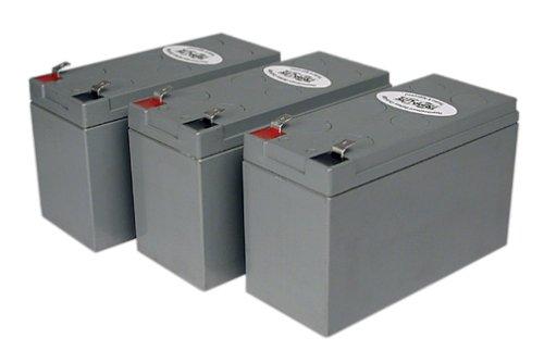 Tripp Lite RBC53 Replacement Battery Cartridge for Select Tripp Lite  Other Major UPS BrandB000094FVC