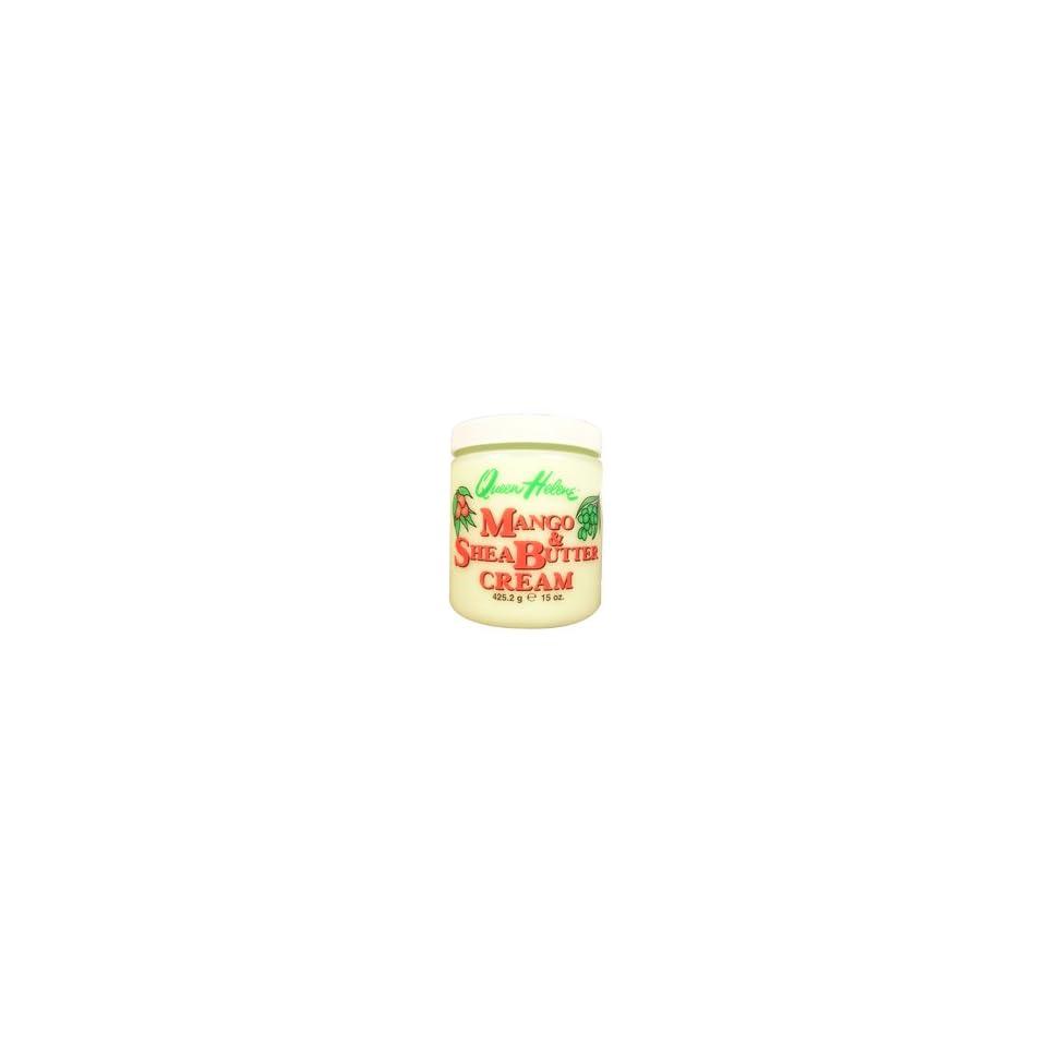 QUEEN HELENE Mango & Shea Butter Cream 15oz/425.2g Beauty