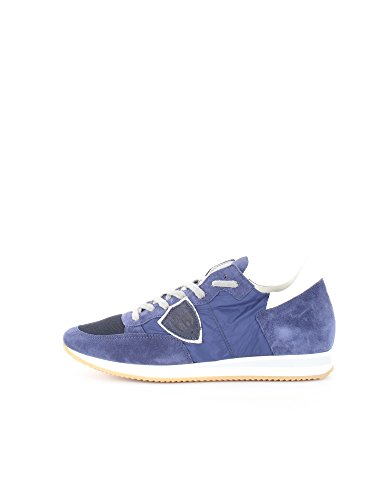 PHILIPPE MODEL PARIS TRLU WX11 BLUE SNEAKERS Uomo BLUE 42