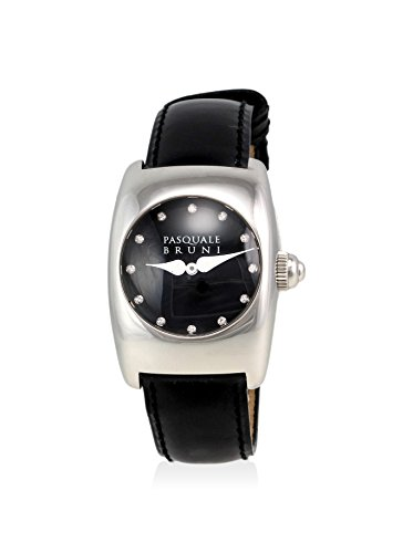 Pasquale Bruni Women's 00UA228 Black Leather Watch