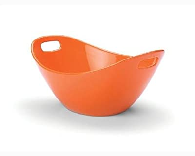 "Rachael Ray Stoneware 15"" Salad Serving Bowl"