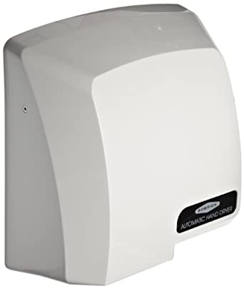 Bobrick B-710 115V Plastic Compac Surface-Mounted Automatic Hand Dryer