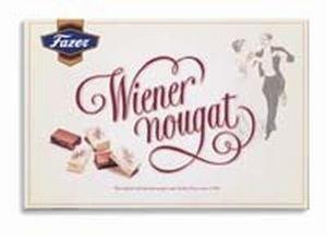 Fazer Wiener Nougat 210g Gift Box – Soft Almond Praline
