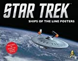 img - for Star Trek : Ships of the Line Posters (Hardcover)--by Doug Drexler [2015 Edition] book / textbook / text book