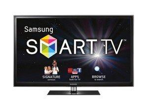 SAMSUNG PN51E550D1FXZA 51-inch Plasma TV 1080p 3D Wi-Fi Ready - Resolution 1920x1080