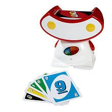 UNO Roboto Card Game - 1