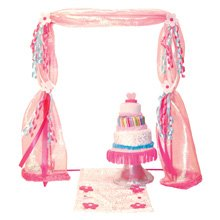 Dreamtastic Wedding Cake and Canopy by Groovy Girls - Buy Dreamtastic Wedding Cake and Canopy by Groovy Girls - Purchase Dreamtastic Wedding Cake and Canopy by Groovy Girls (Manhattan Toy, Toys & Games,Categories,Dolls,Fashion Dolls)