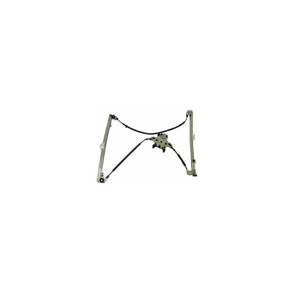 96 00 PLYMOUTH GRAND VOYAGER FRONT WINDOW REGULATOR LH (DRIVER SIDE) VAN, Manual (1996 96 1997 97 1998 98 1999 99 2000 00) D462922 4675603AB