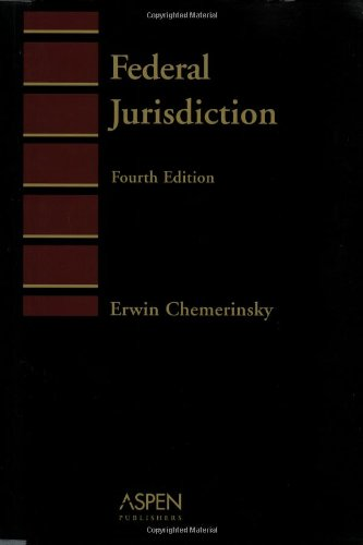Federal Jurisdiction (Introduction to Law Series)