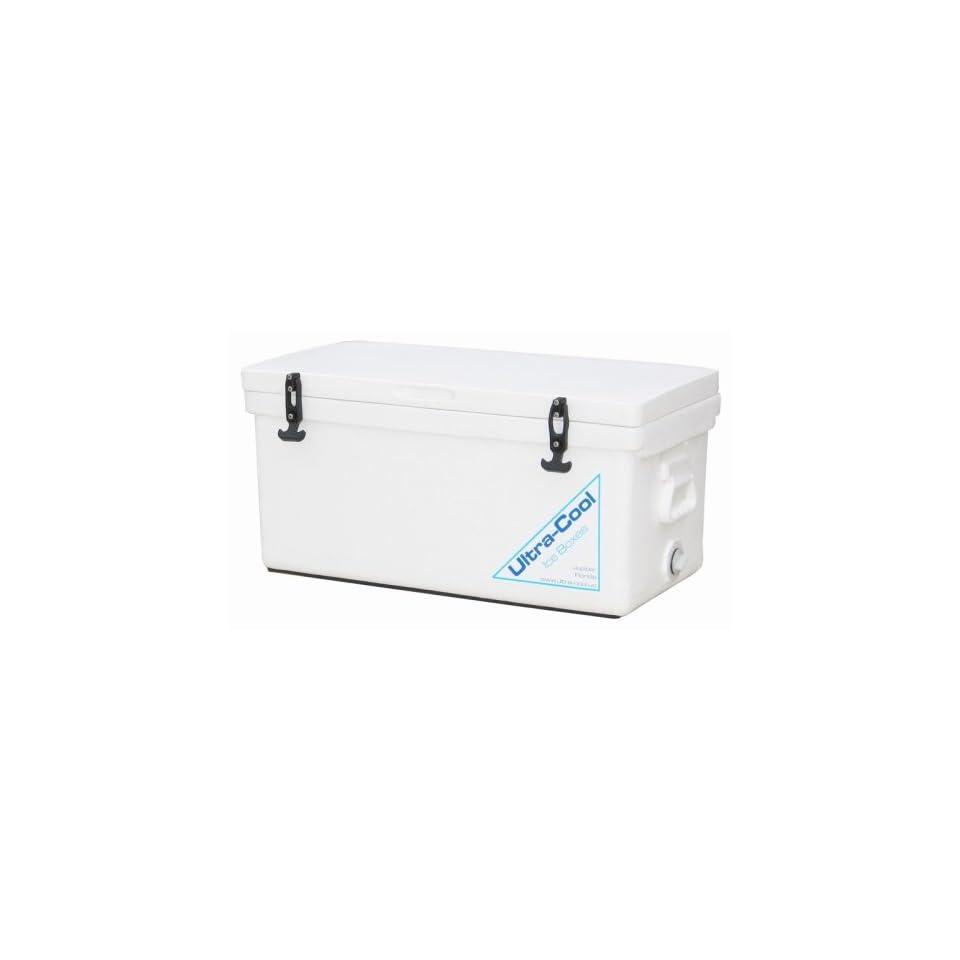 Ultra Cool Ice Boxes 50 Quart Long Ice Chest 28 x 14 x 14 #UC50L