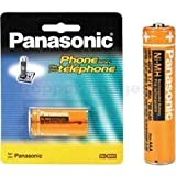 Panasonic Replacement for HHR-65AAABU AAA 2 Pack