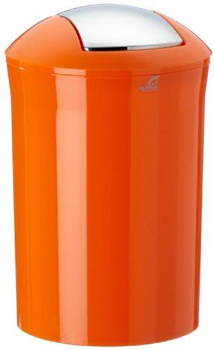 Spirella 1014382 sydney pattumiera colore arancione for Spirella accessori bagno