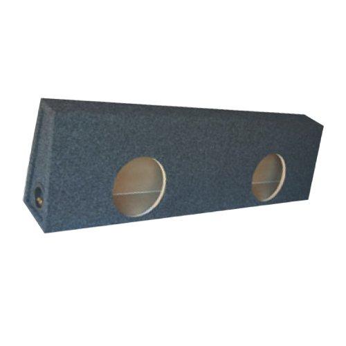 """Audiotek 10"""" Speaker Boxes Trucks Full Size Fits Cvr, Cvt, Cvx Comp 10, P3, P2, P1, R1, R2, Mtx, Infiniti, Sony, Jl, Jbl, Alpine, Pioneer, Kenwood, Kicker Subwoofers! At-10Fs"""