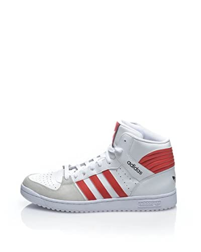 adidas Sneaker Alta Pro Play 2 [Bianco/Rosso]